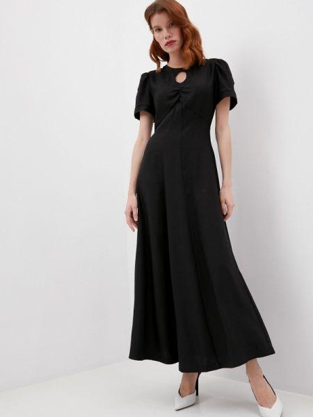Платье - черное Alexachung