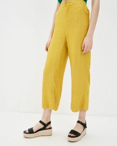 Повседневные желтые брюки Colcci