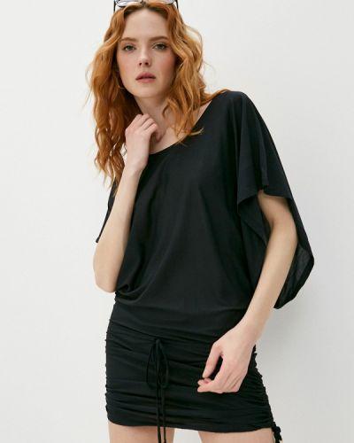 Пляжное платье - черное Luli Fama
