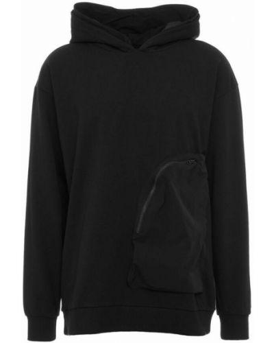 Czarna bluza dresowa Thom Krom