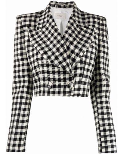 Белый пиджак двубортный Giuseppe Di Morabito