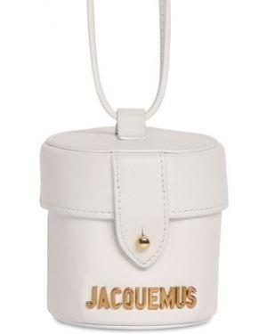 Кожаная сумка с логотипом с подкладкой Jacquemus