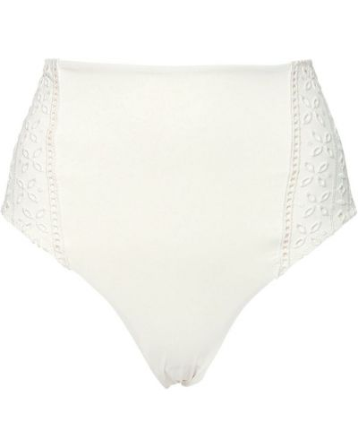 Белые бикини с подкладкой Ermanno Scervino