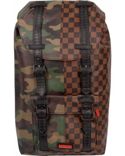 Коричневый рюкзак Sprayground