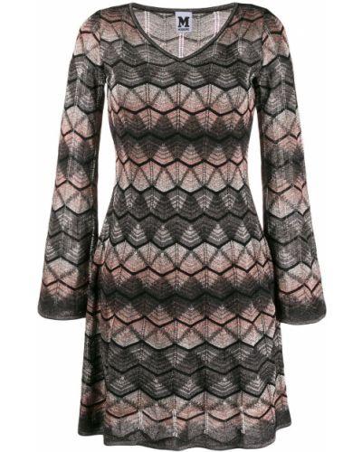 Платье миди розовое макси M Missoni