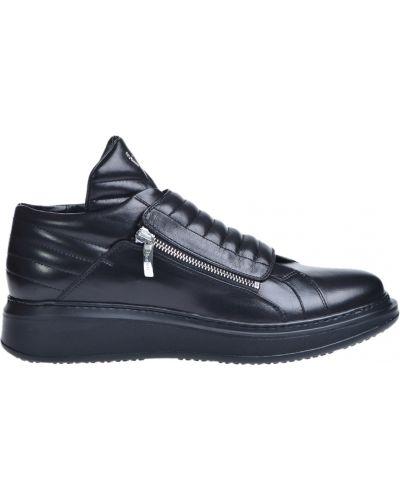 Ботинки осенние спортивные кожаные Cesare Paciotti