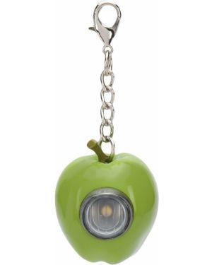 Brelok srebro zielony Medicom Toy
