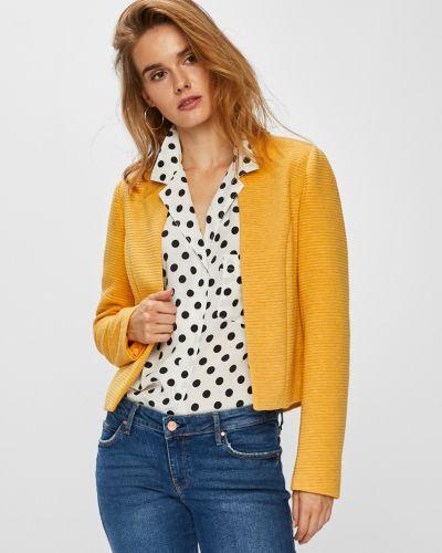 Пиджак без застежек в стиле кэжуал прямой Only