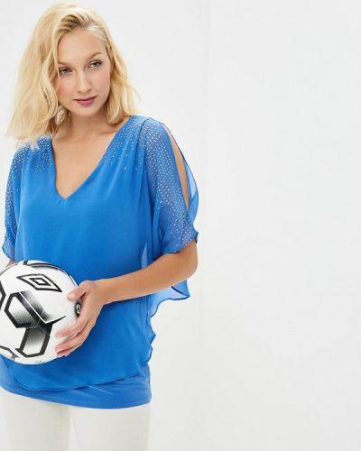 Синяя блузка Wallis