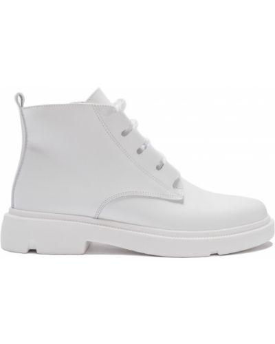 Ботинки - белые Alex Bell