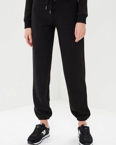 Черные спортивные брюки с карманами Urban Classics