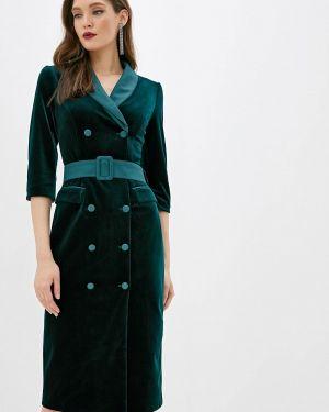 Платье платье-пиджак осеннее Ruxara