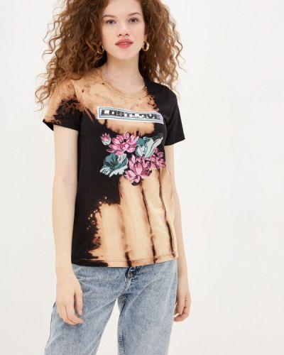 С рукавами футболка Sh