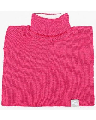 Розовая манишка Huppa