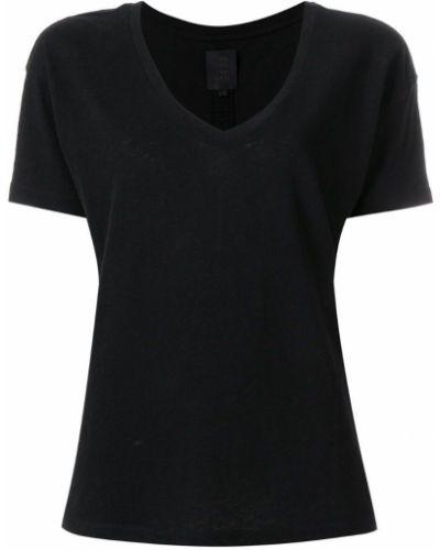 Рубашка с коротким рукавом хлопковая свободного кроя Thom Krom