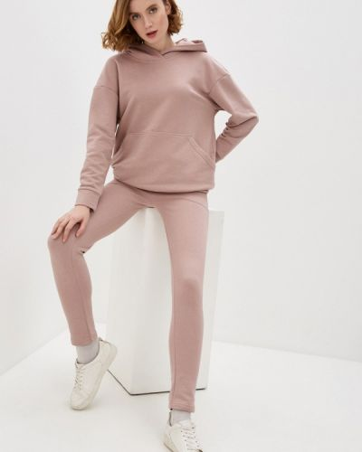 Костюмный бежевый спортивный костюм Irma Dressy