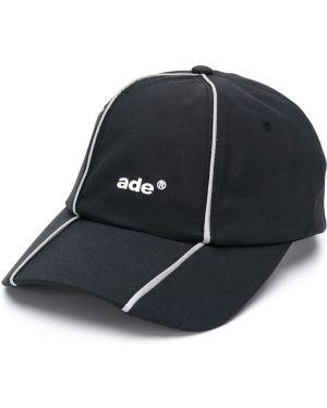 Czapka z haftem - czarna Ader Error