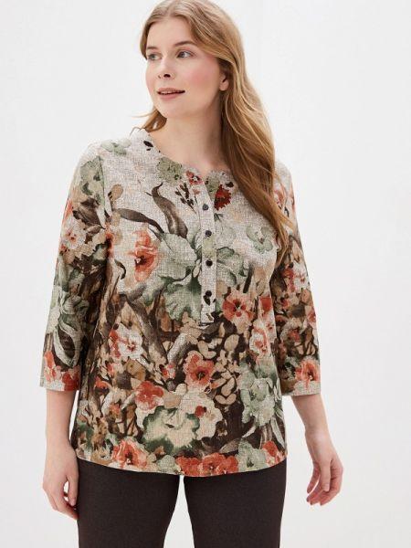 Разноцветная рубашка Лори