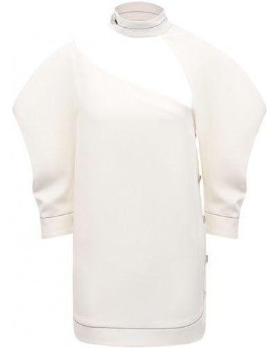 Шелковая блузка - белая Proenza Schouler