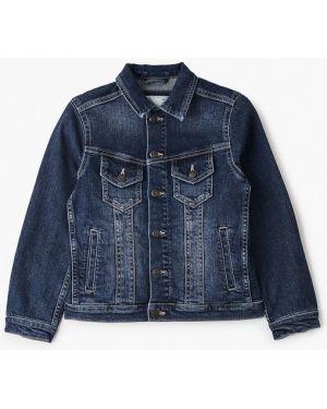 Куртка джинсовая синий Produkt