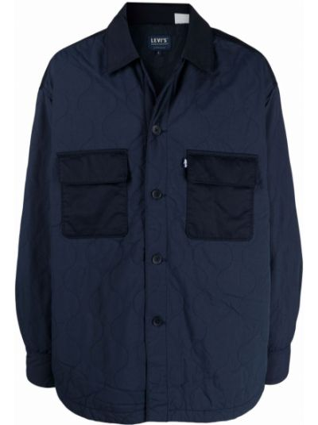 Klasyczna kurtka - niebieska Levis Made & Crafted