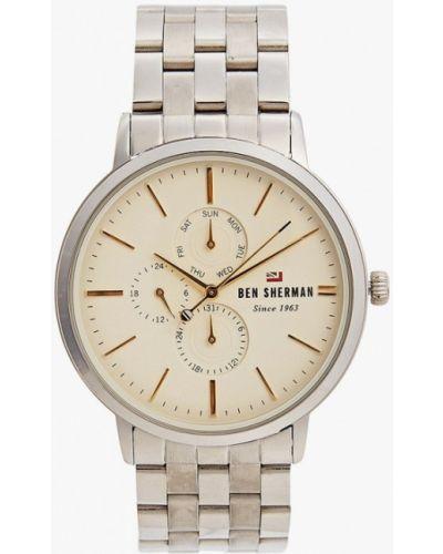 Серебряные часы Ben Sherman