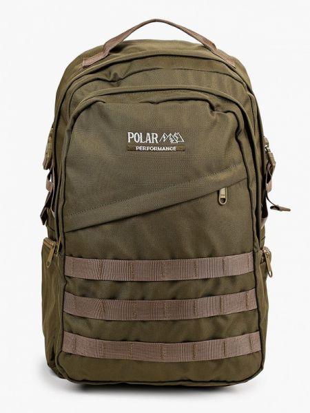 Зеленый городской рюкзак Polar