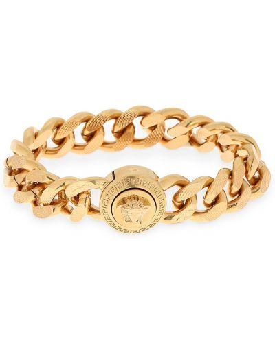 Bransoletka ze złota, złoto Versace
