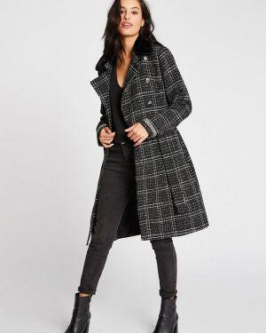 Пальто пальто двубортное Morgan
