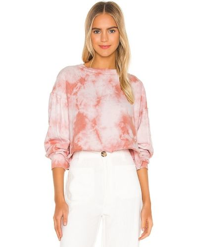 Розовая свитшот Strut-this
