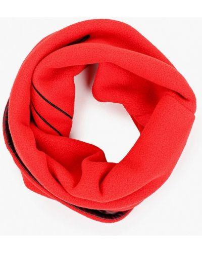 Красный шарф Nike