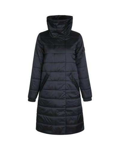 Теплая серая утепленная куртка на молнии свободного кроя Outventure