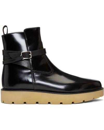 Треккинговые ботинки на шнуровке с высоким голенищем Christian Louboutin