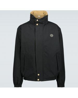 Черная куртка Gucci