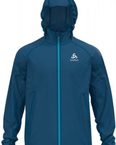 Голубая куртка на молнии Odlo