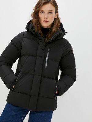 Утепленная куртка - черная Icepeak