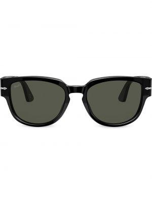 Солнцезащитные очки круглые хаки Persol