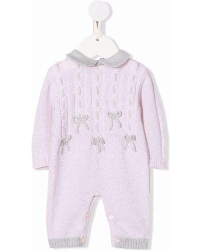 Piżama z długimi rękawami - różowa Colorichiari