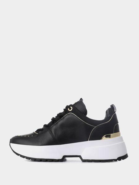 Черные кроссовки Michael Kors