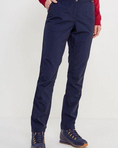 Синие брюки Jack Wolfskin