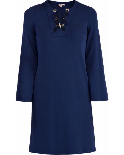 Платье с декольте расклешенное Michael Kors