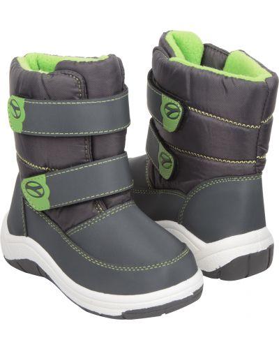 Ботинки серые Kidix