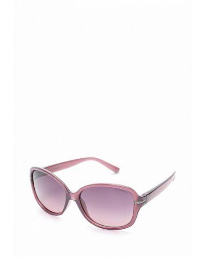 Фиолетовые солнцезащитные очки Polaroid