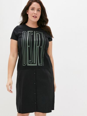 Черное платье Le Monique
