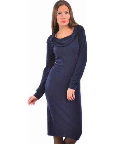 Платье из вискозы осеннее Patrizia Pepe