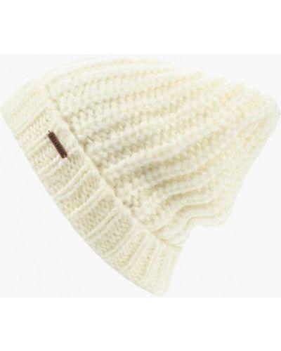 Белая шапка осенняя Billabong
