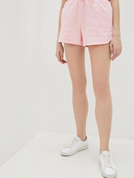 Спортивные шорты розовый Markus Lupfer