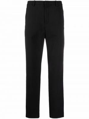 Укороченные брюки - черные Theory