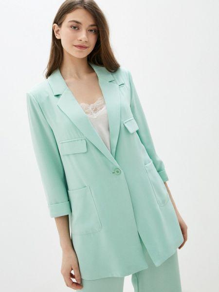 Зеленый костюм Silvian Heach