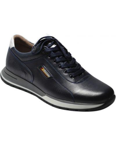 Повседневные кроссовки - синие Bumer